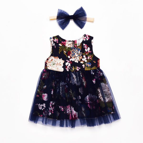 Ashleigh  tulle dress - Toots Kids