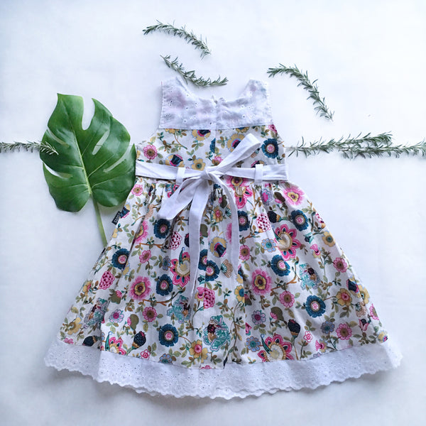 Katy Dress - Toots Kids