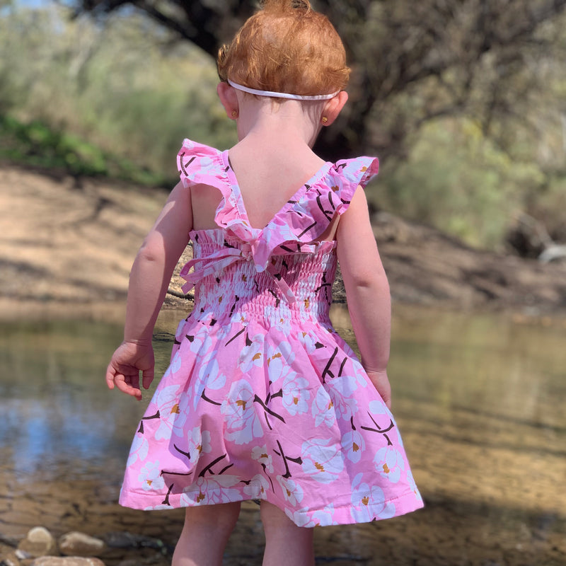 BONITA MIRACLE DRESS - Toots Kids