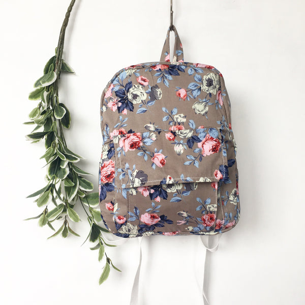 Juliet Back Pack (medium) - Toots Kids
