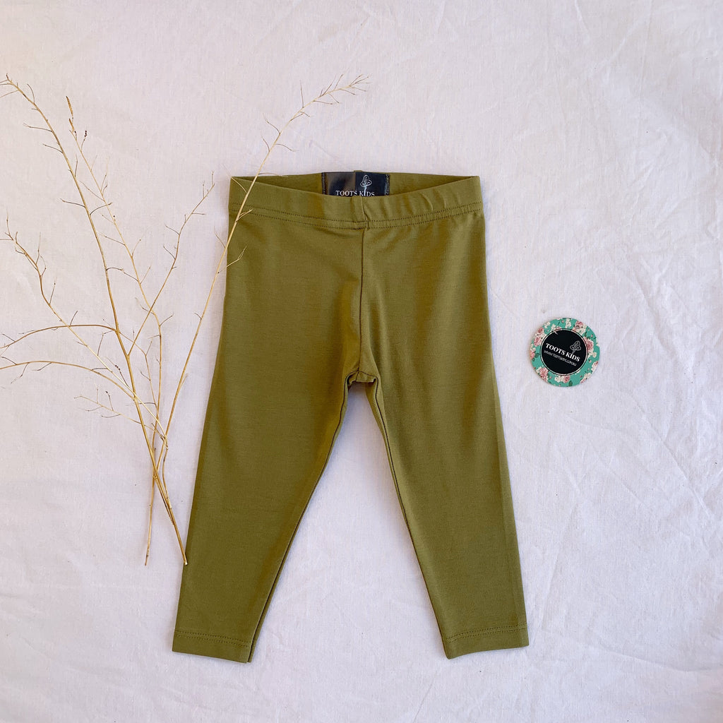 Dried Herb Legging - Toots Kids