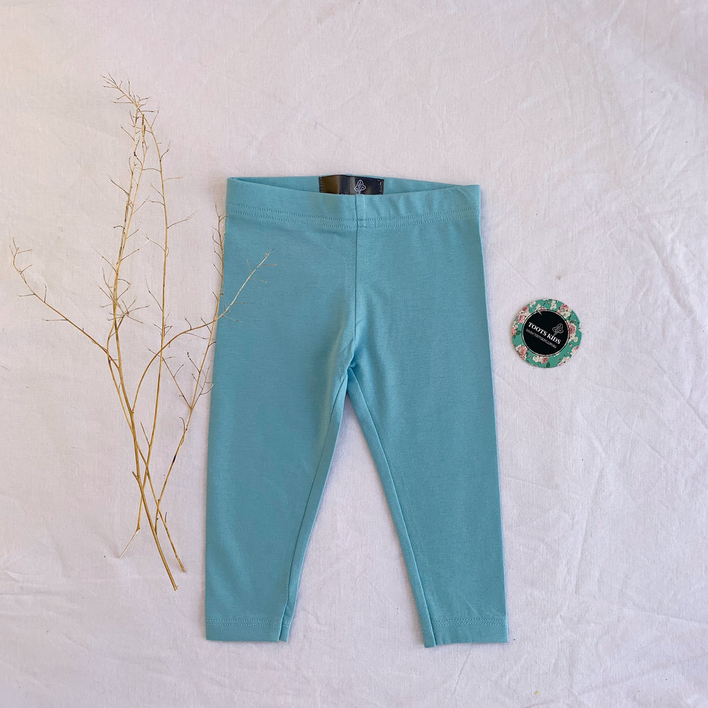 Dusty Blue Legging - Toots Kids
