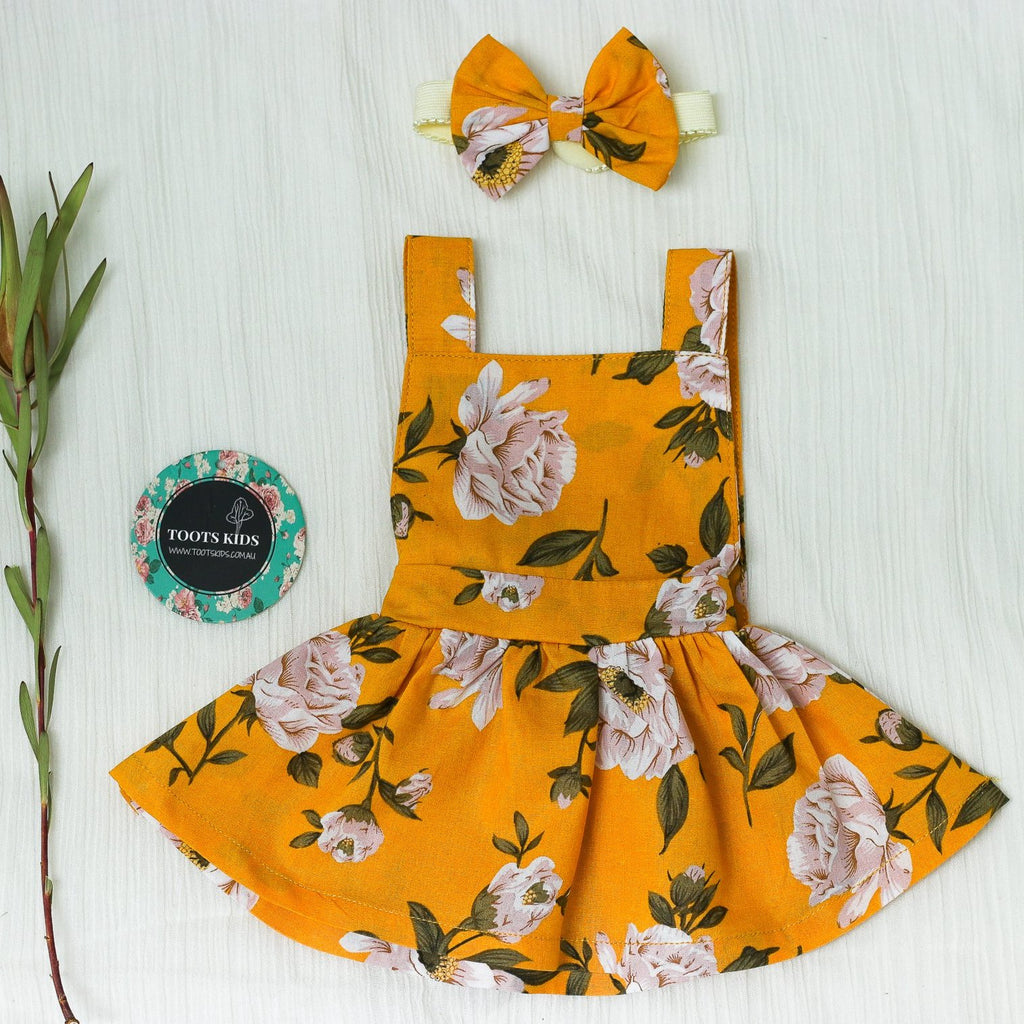 FLORAL CUTE DOLL CLOTHES