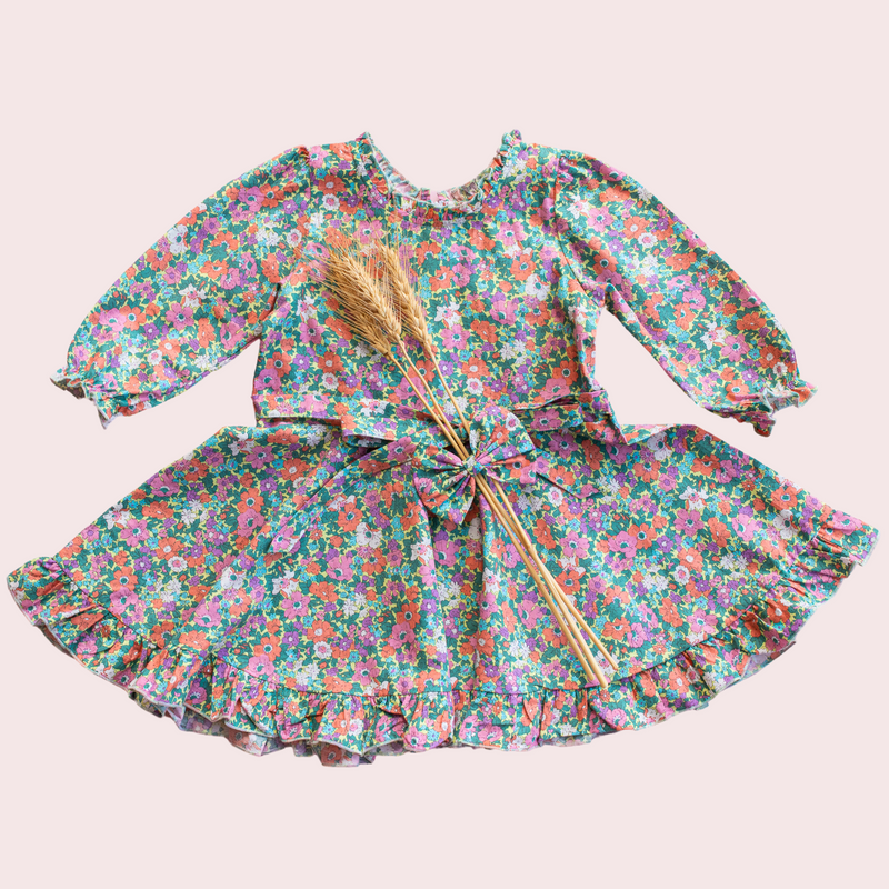girl dress for kids