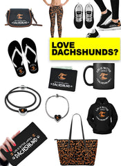 Mini Merch - Awesome Dachshunds