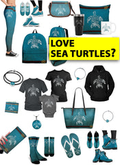 Mini Merch - Awesome Sea Turtles