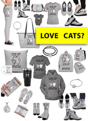 Mini Merch - Awesome Cats Lover