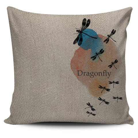 Awesome Dargonfly - Pillow Covers
