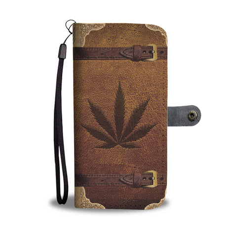Awesome Weed Wallet Case