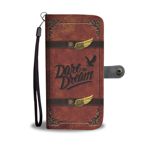 Awesome Hawks Wallet Case