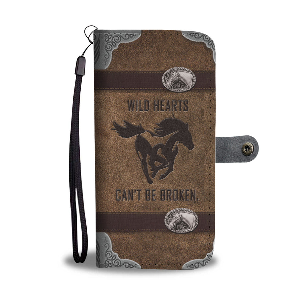 Awesome Horse Wallet Case