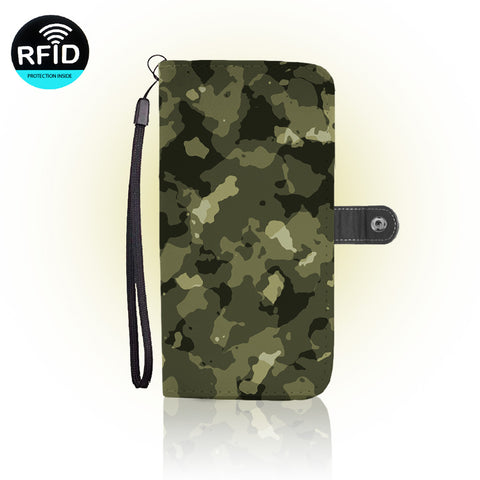 Awesome Camo Wallet Case (Today Only Discount)