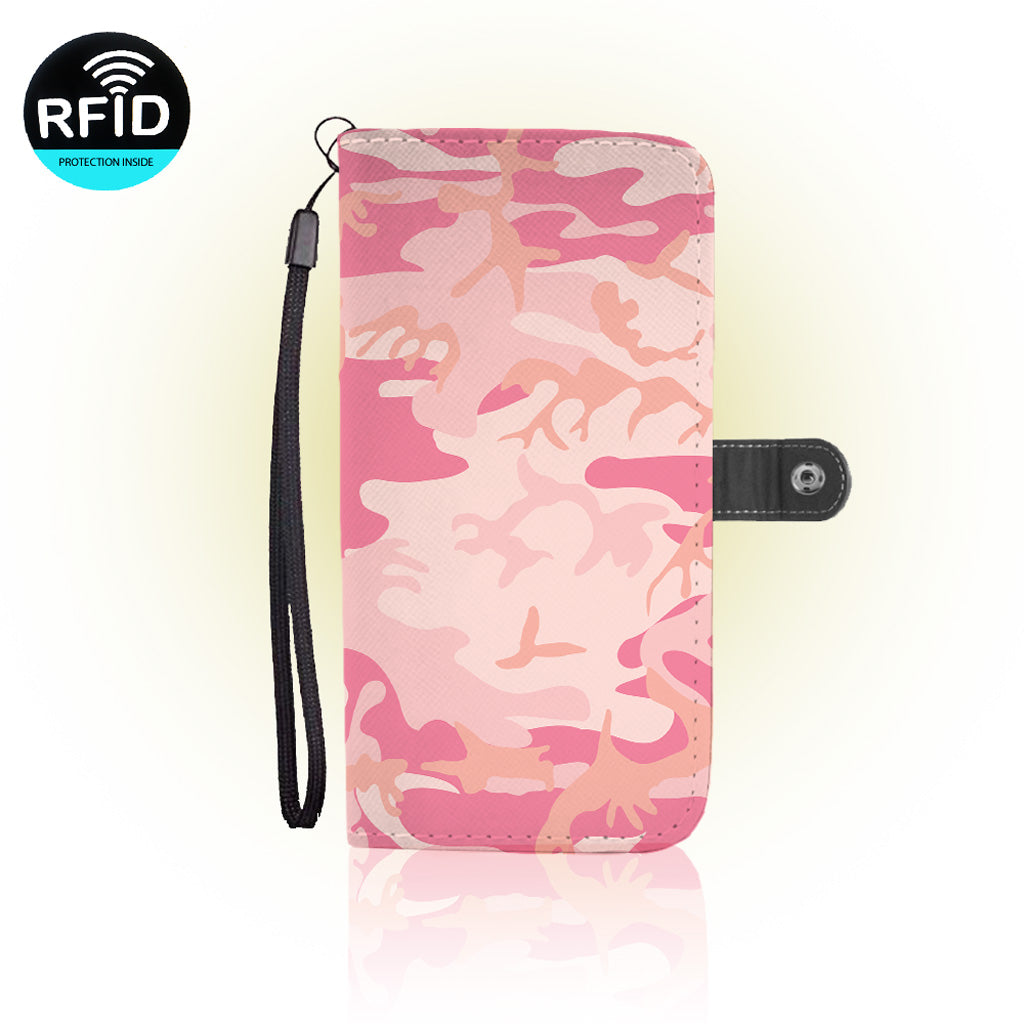 Awesome Camo Wallet Case