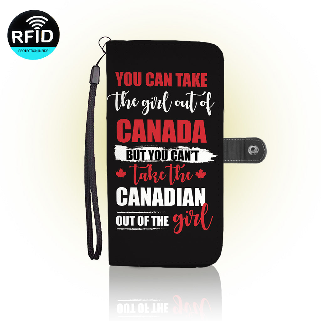 Awesome Canada pride Wallet Case