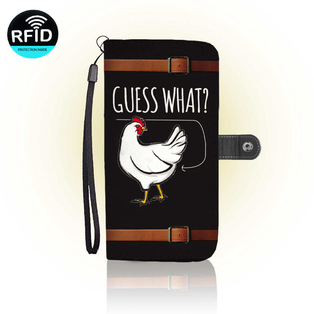 Awesome Chickens Wallet Case