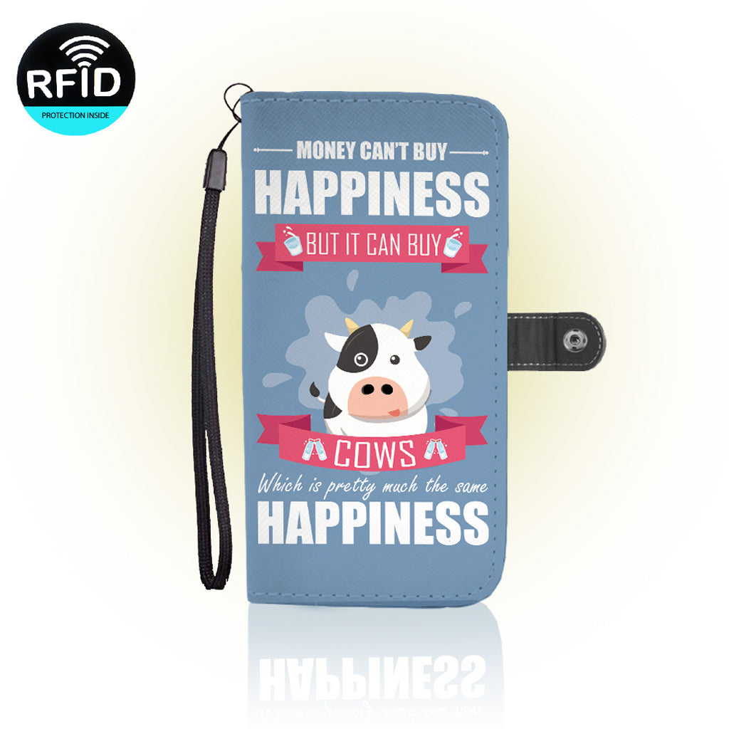 Awesome Dairy Farmers Wallet Case