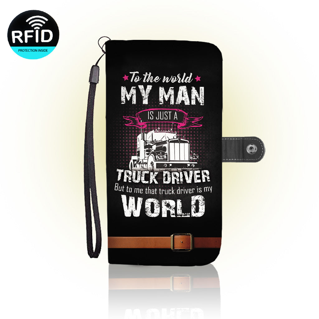 Awesome Drivers Wallet Case (Today ONLY Discount)