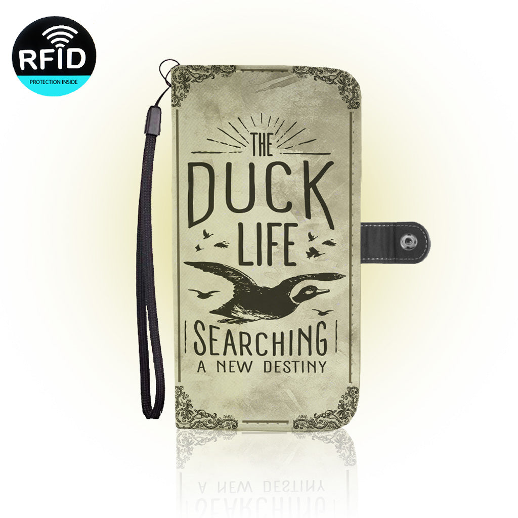 Awesome Duck hunting Wallet Case  (Today ONLY Discount)