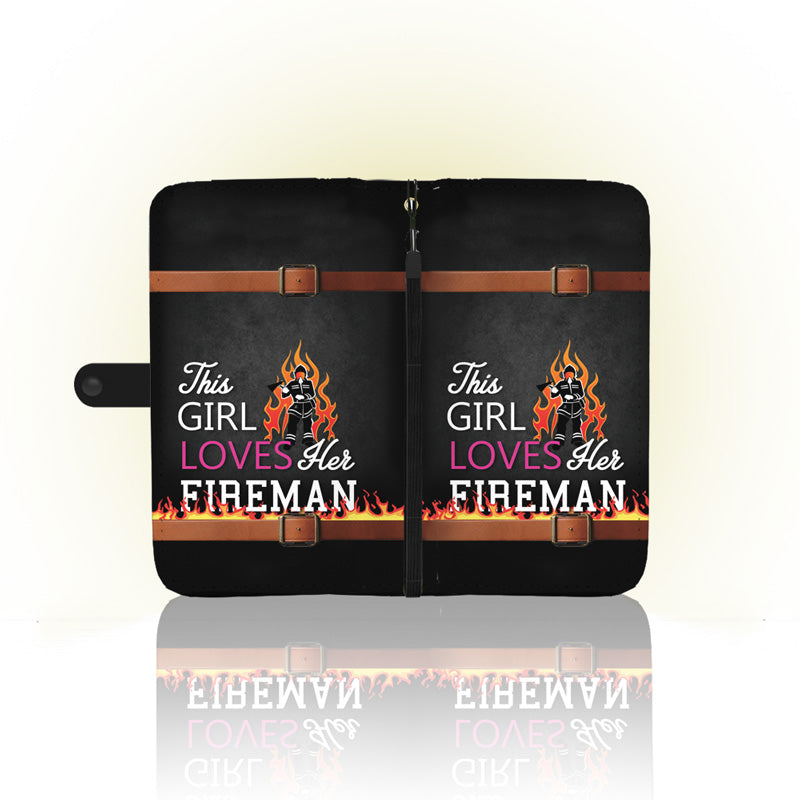 Awesome Firefighter Wallet Case (Today ONLY Discount)