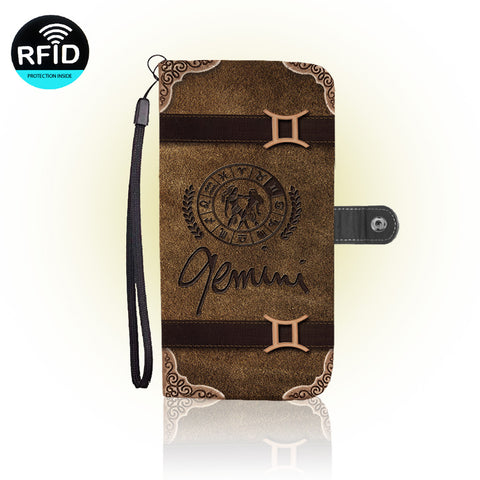 Awesome Gemini Wallet Case