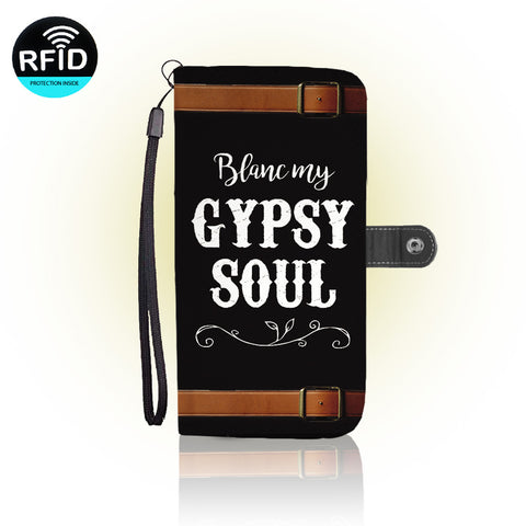 Awesome Gypsy Wallet Case