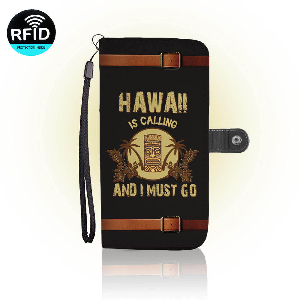 Awesome Hawaii Wallet Case