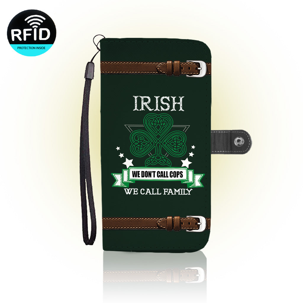 Awesome Irish Wallet Case