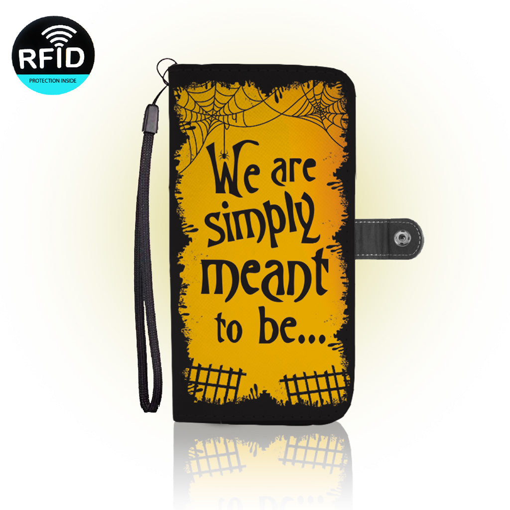 Awesome Nightmare Wallet Case (Today Only Discount)