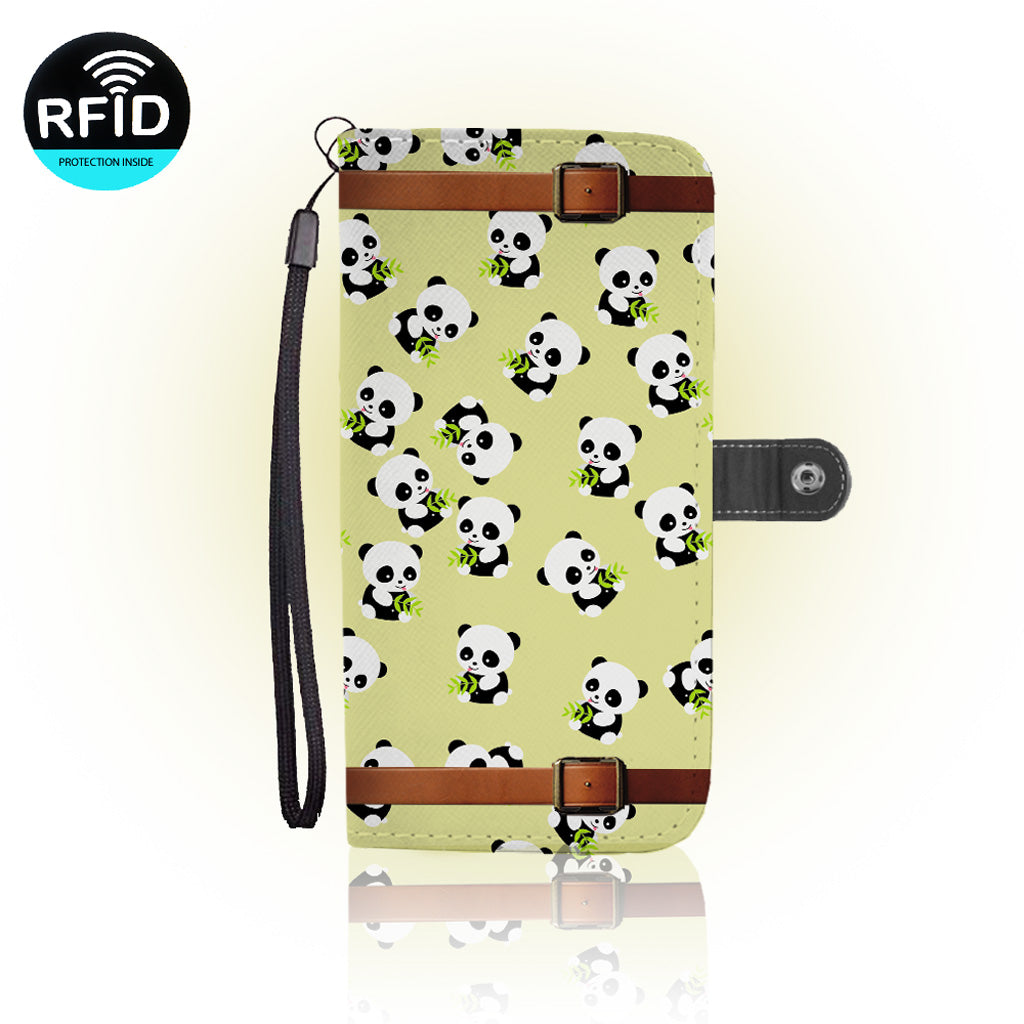 Awesome Pandas Wallet Case (Today ONLY Discount)