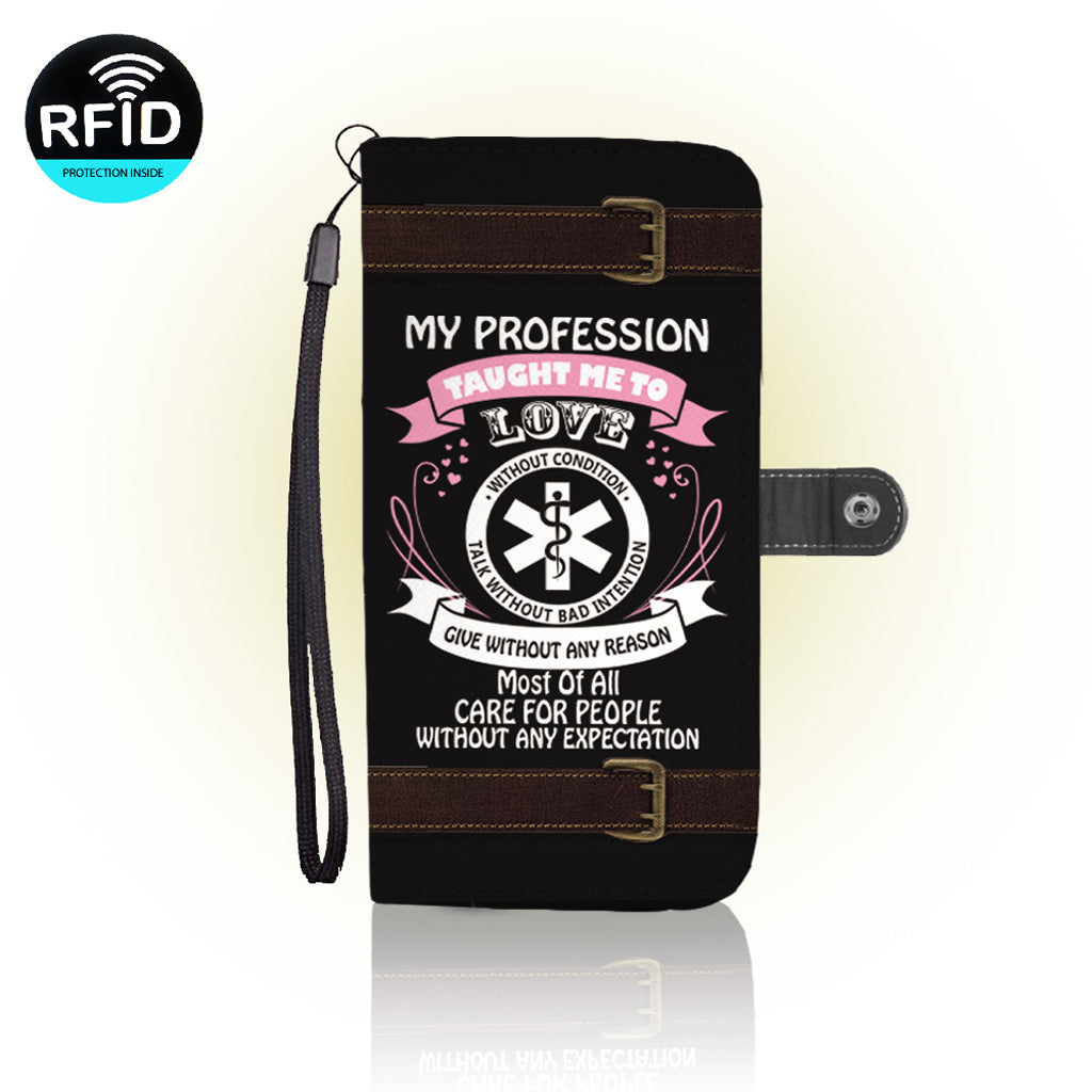 Awesome Paramedic Wallet Case (Today ONLY Discount)