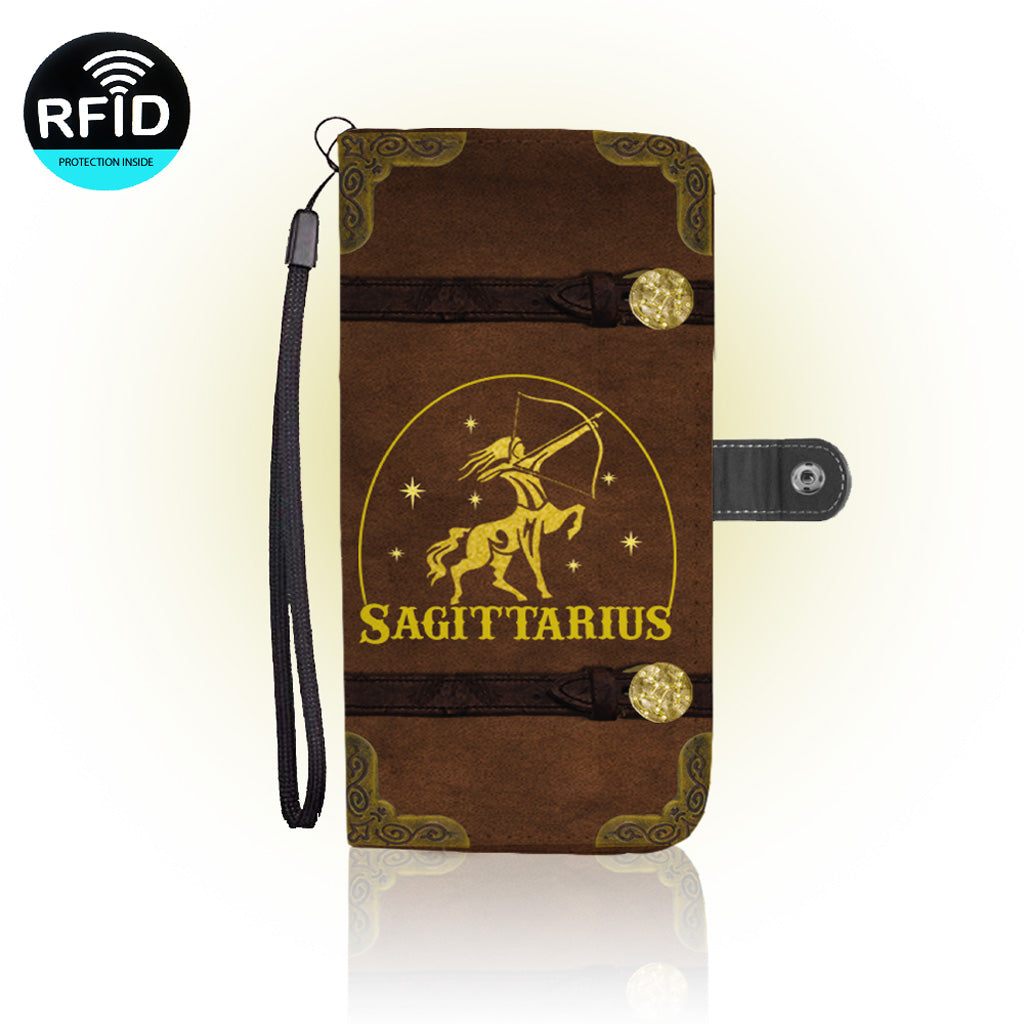 Awesome Sagittarius Wallet Case   (Today ONLY Discount)