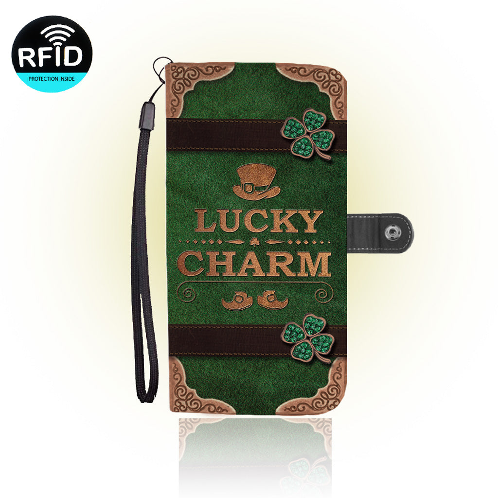 Awesome Saint Patrick Wallet Case (Today ONLY Discount)