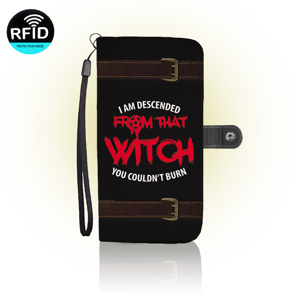 Awesome Witches Wallet Case