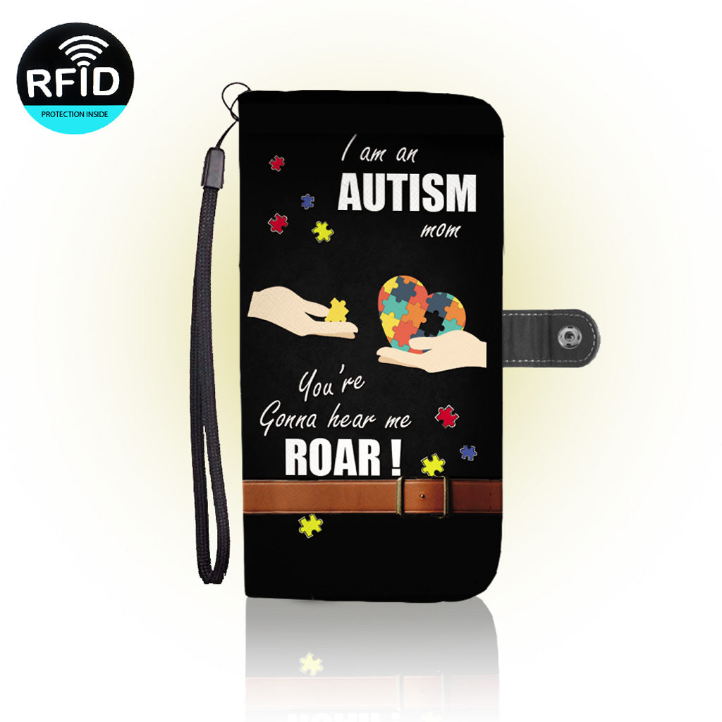 Awesome Autism Wallet Case (Today ONLY Discount)