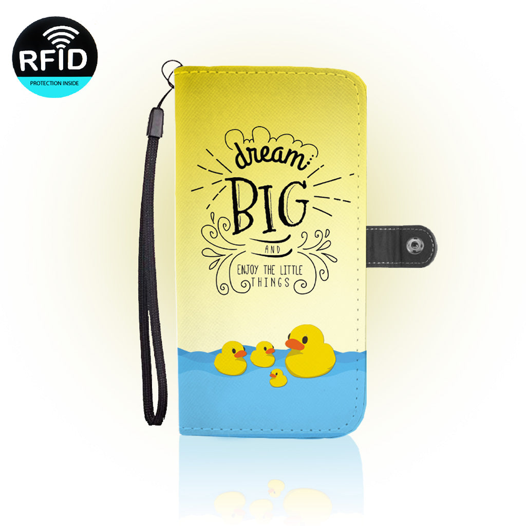 Awesome Baby ducks Wallet Case