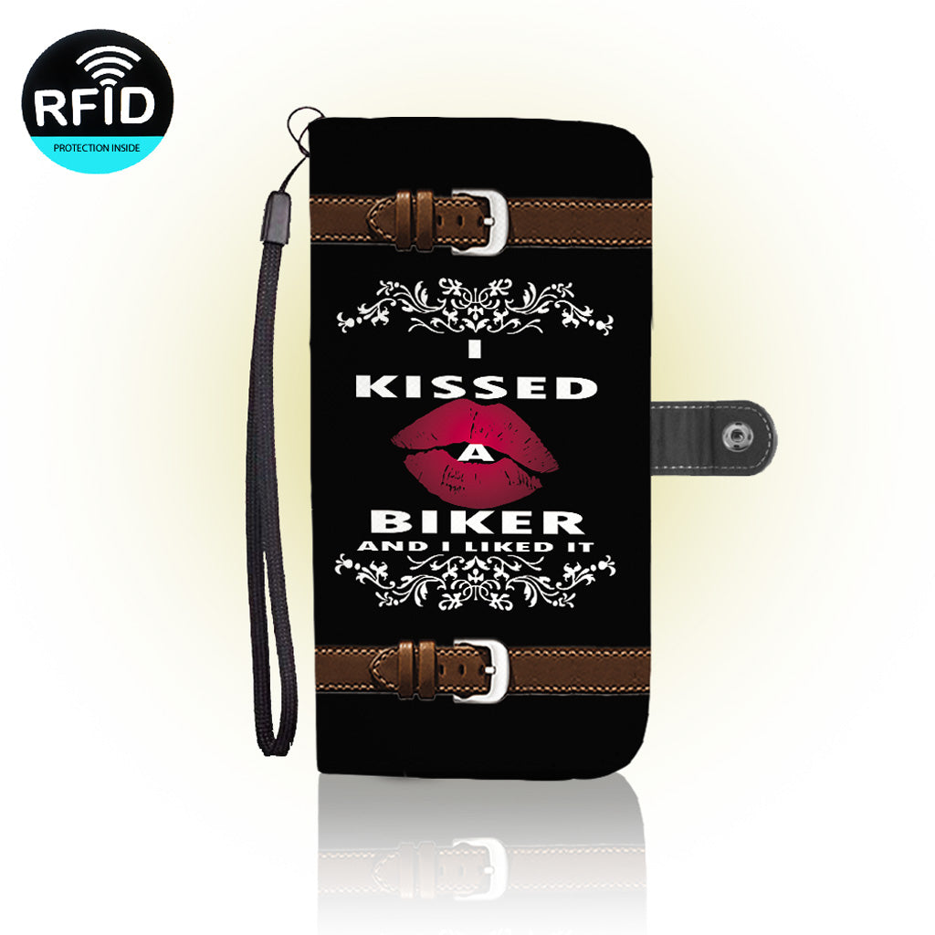 Awesome bikers Wallet Case