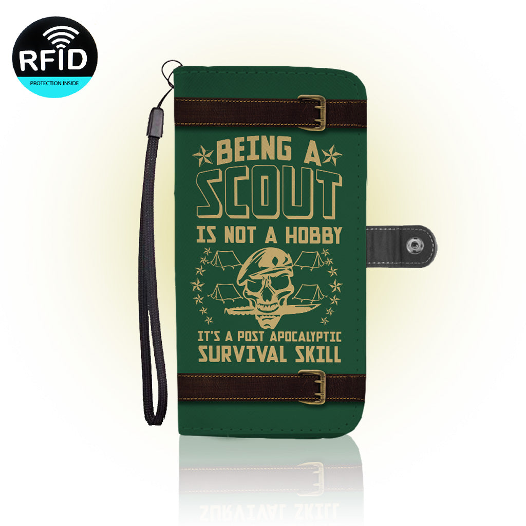 Awesome boy scouts Wallet Case (Today ONLY Discount)
