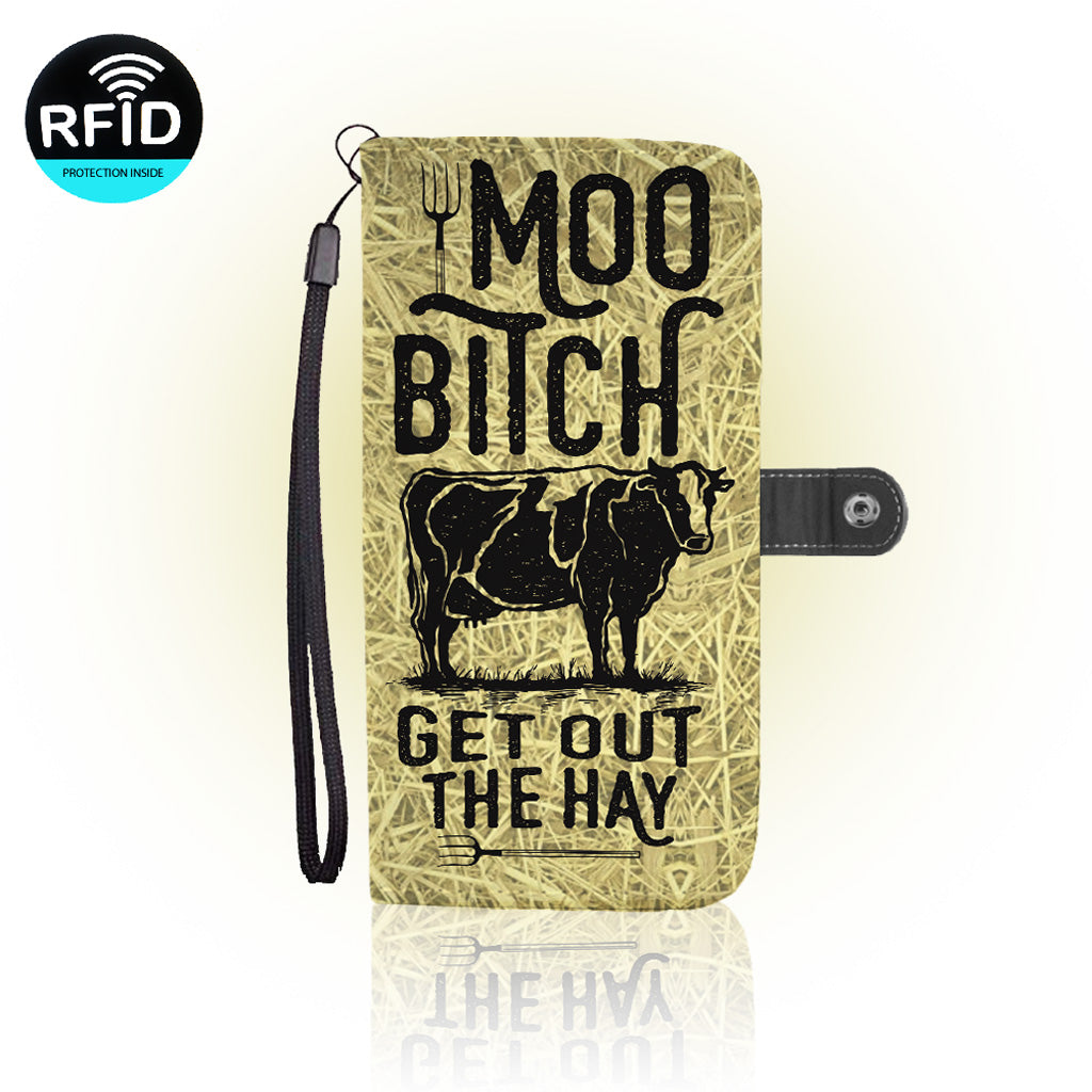 Awesome farm girls Wallet Case