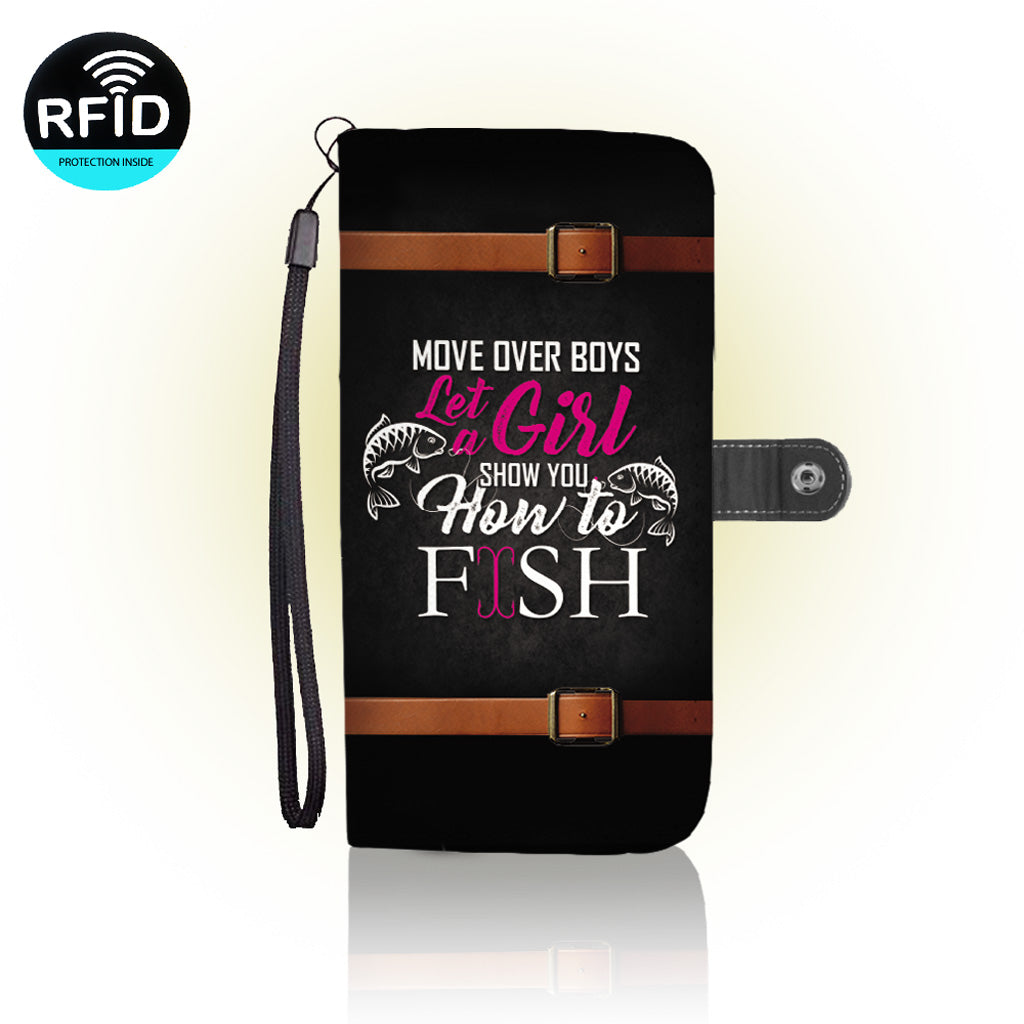 Awesome fishing Wallet Case (Today ONLY Discount)