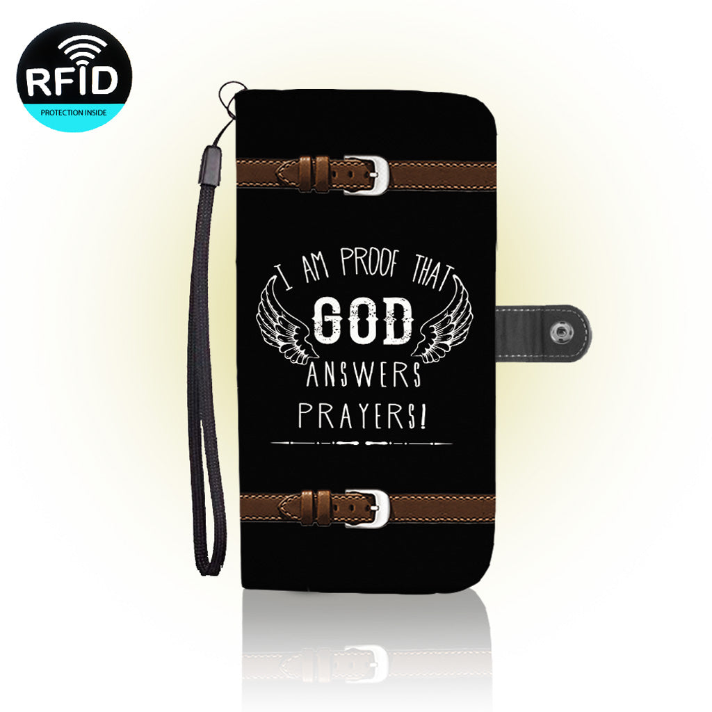 Awesome god Wallet Case