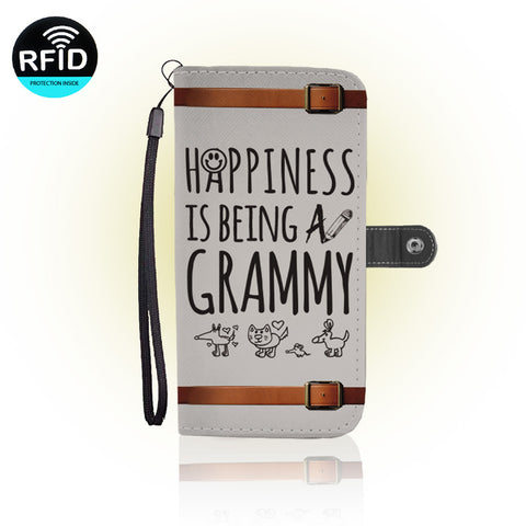 Awesome grandparents Wallet Case