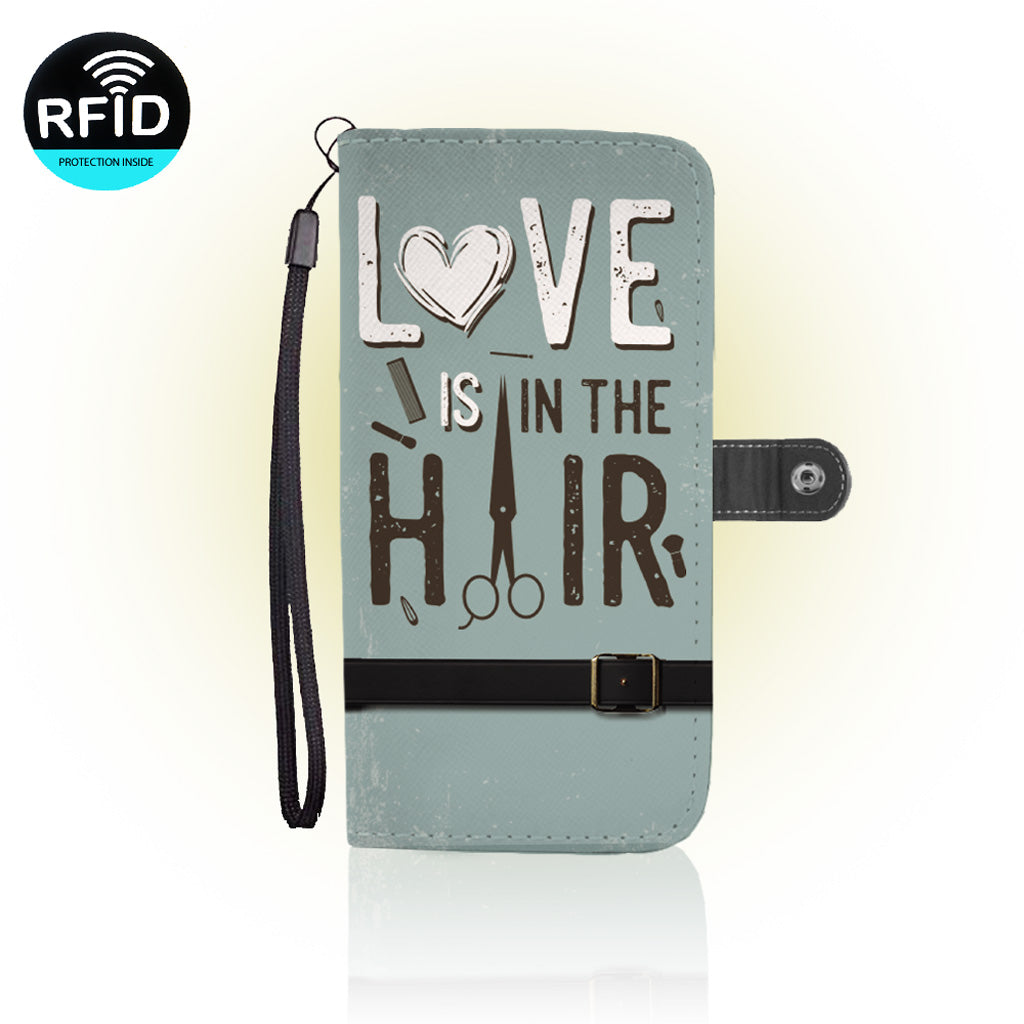 Awesome Hairstylist Wallet Case (Today ONLY Discount)