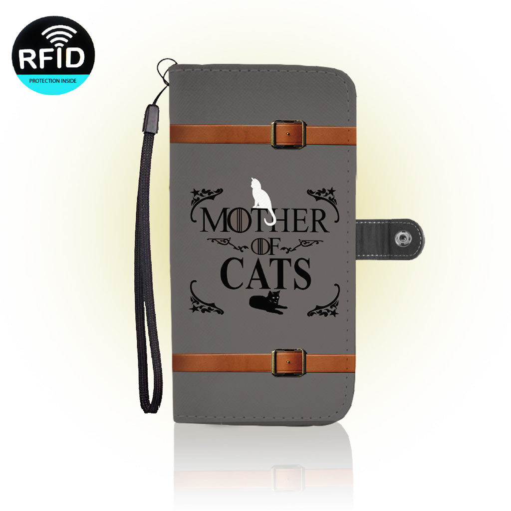 Awesome i love cats Wallet Case