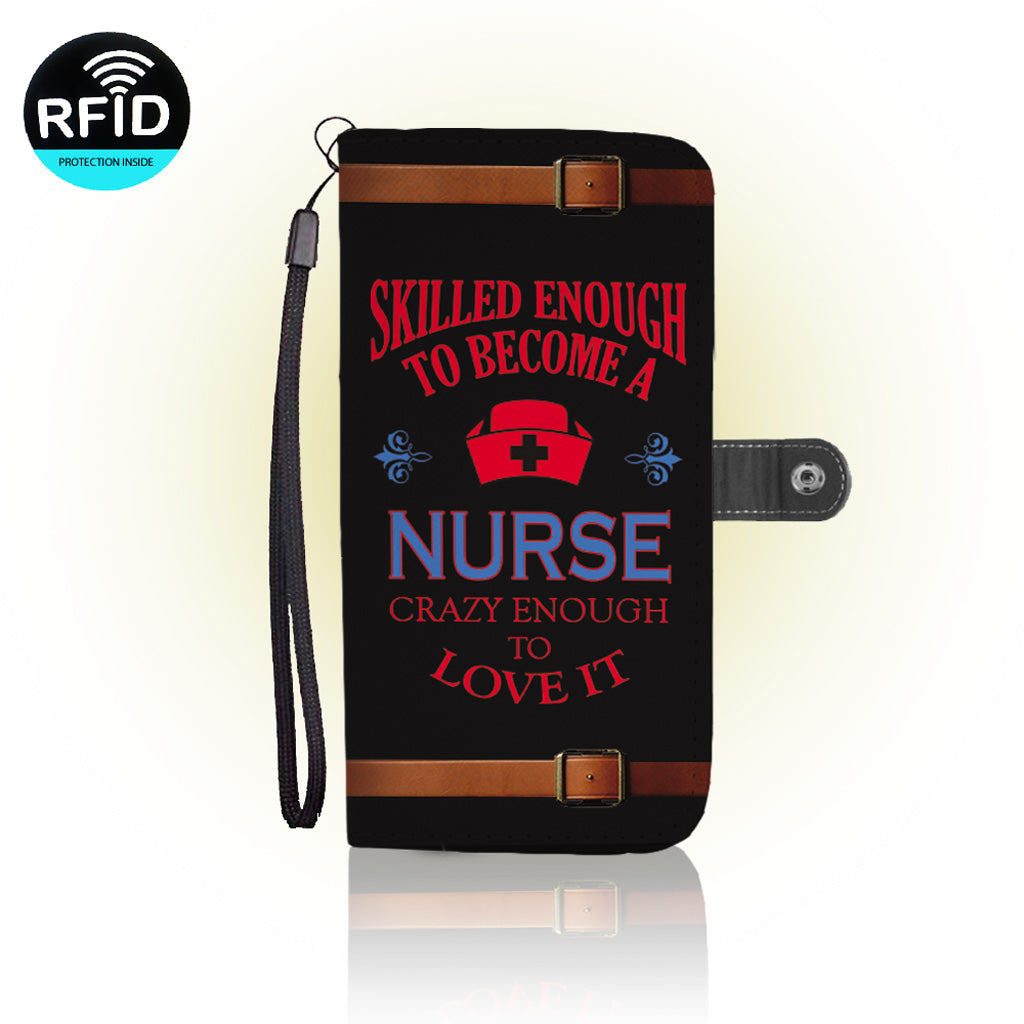 Awesome nurses Wallet Case (Today ONLY Discount)