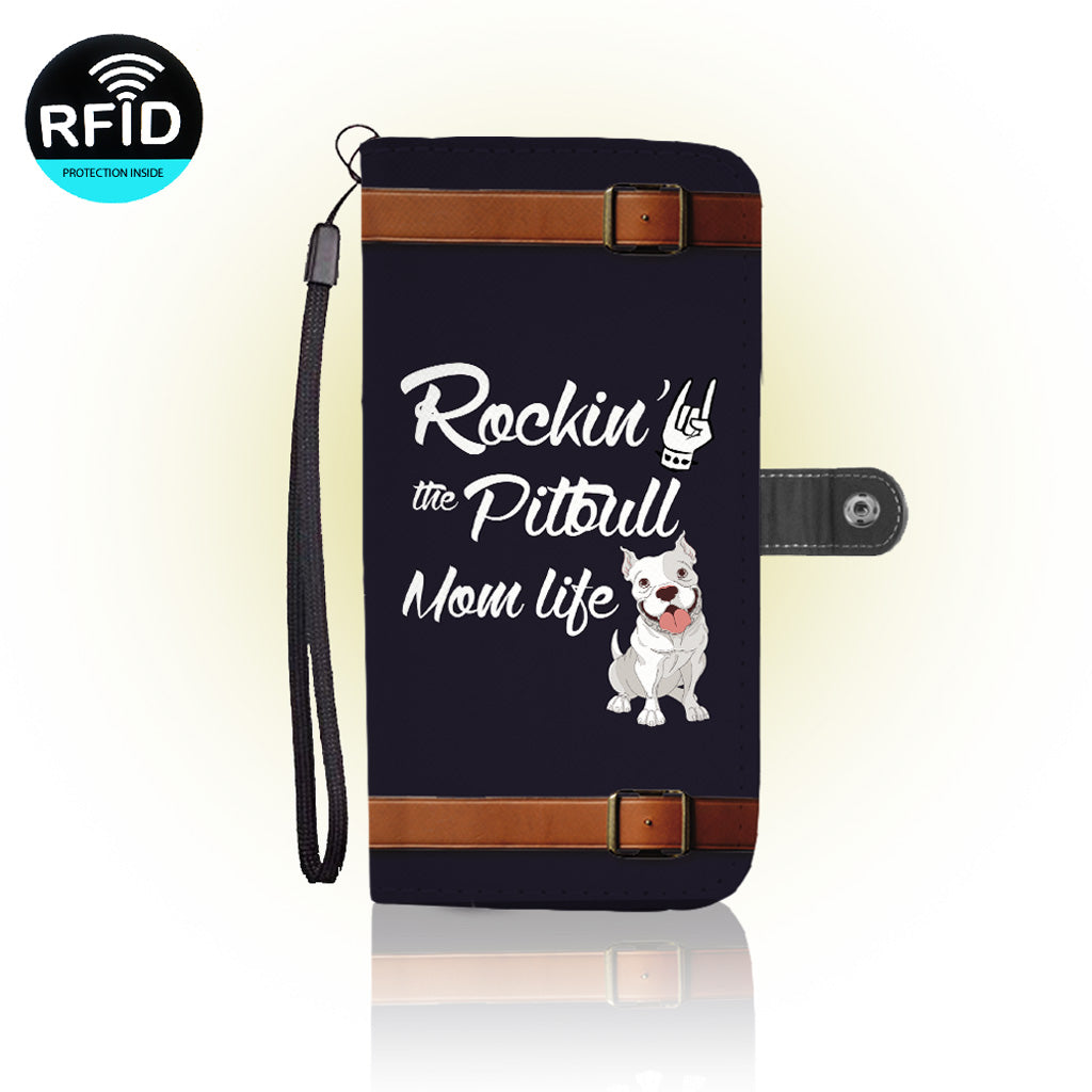 Awesome Pitbull Wallet Case (Today ONLY Discount)