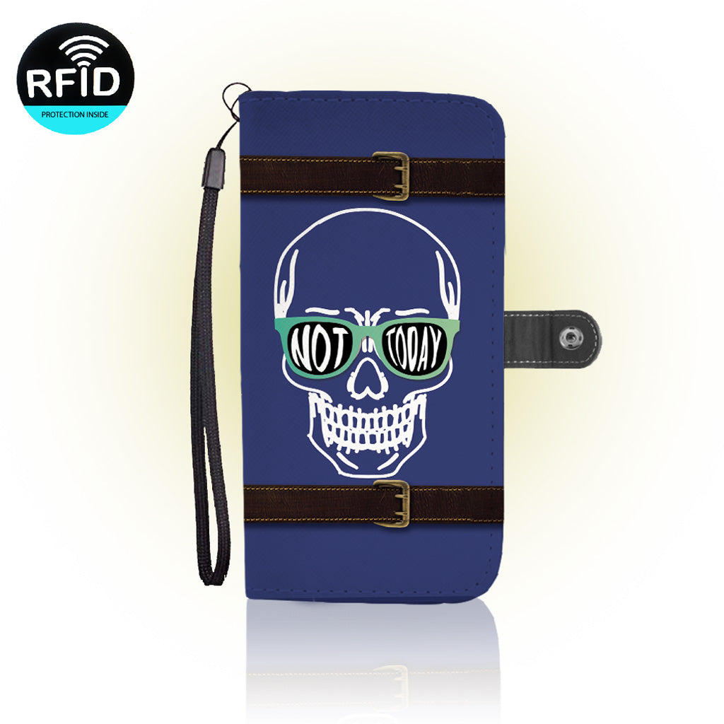 Awesome skulls Wallet Case  (Today ONLY Discount)