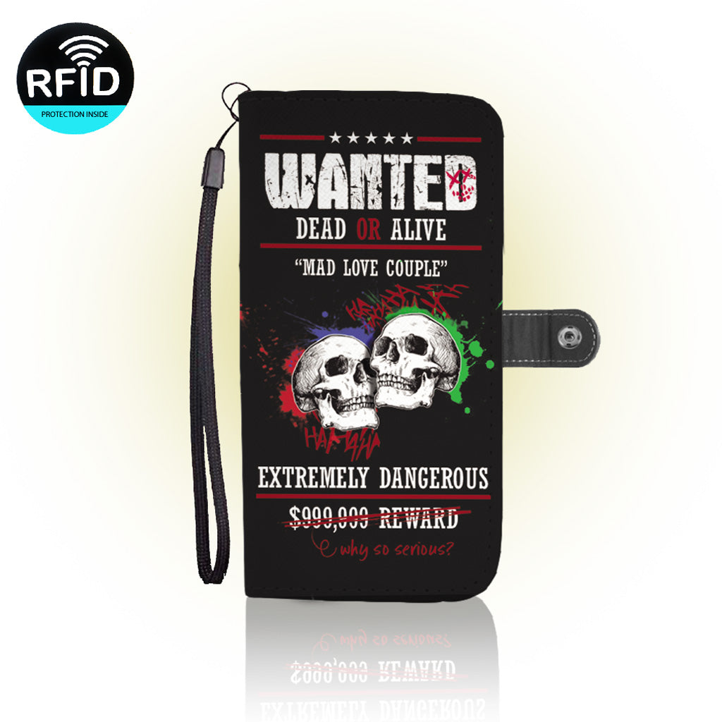 Awesome Suicide Wallet Case