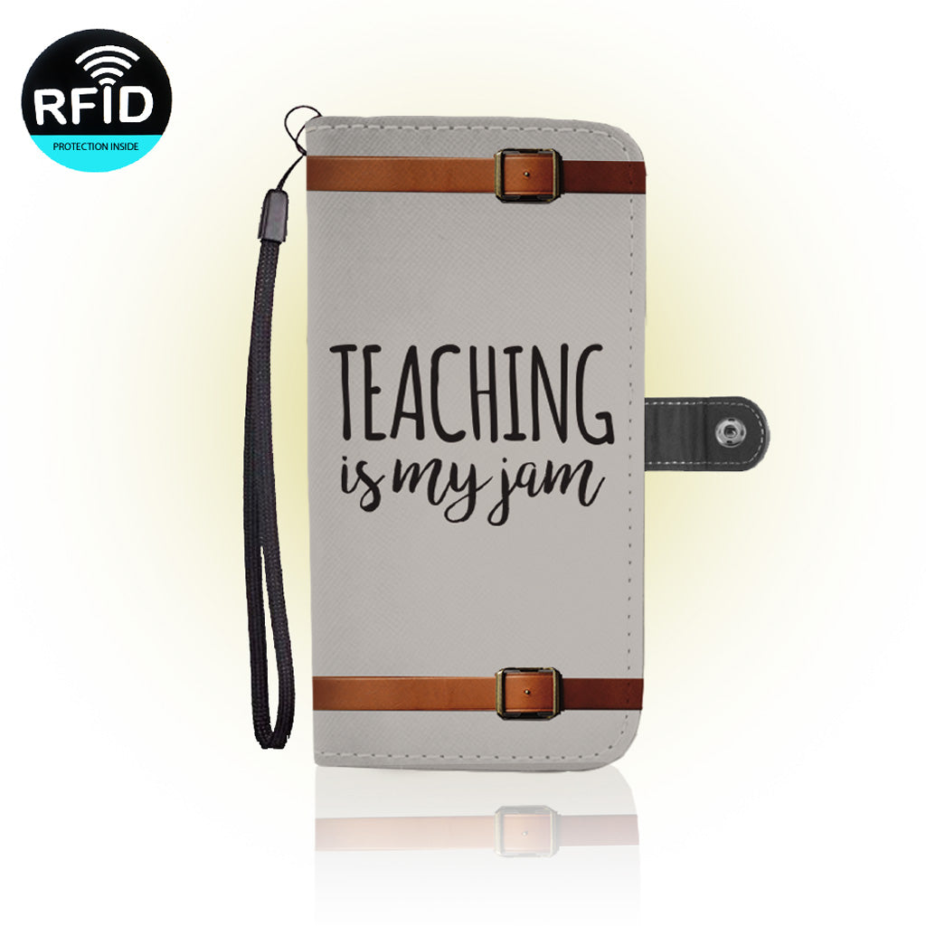 Awesome teachers Wallet Case (Today ONLY Discount)