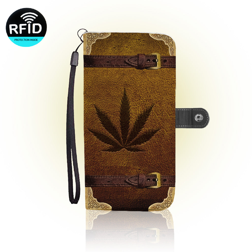 Awesome Weed Wallet Case   (Today ONLY Discount)