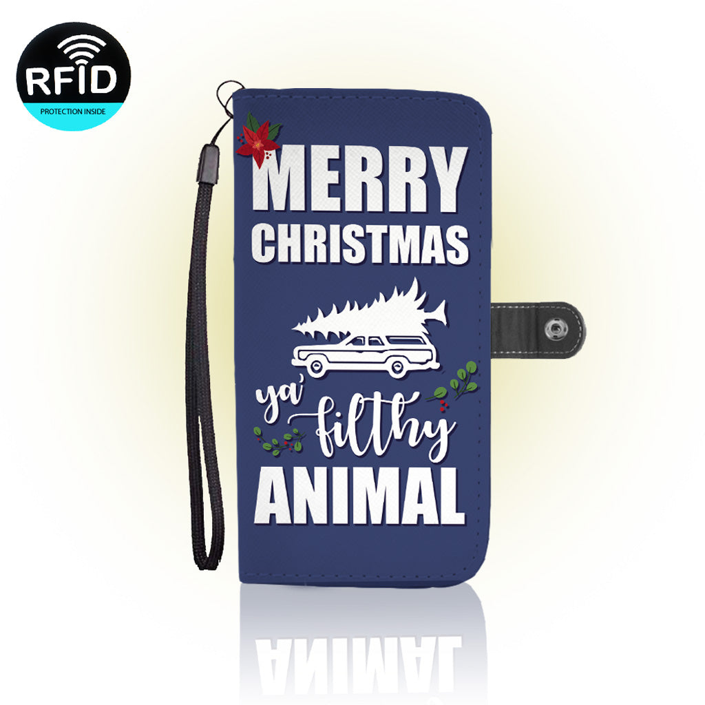 Awesome Xmas Wallet Case